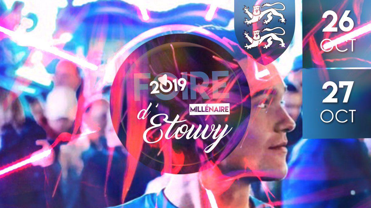 FOIRE D' ETOUVY 2019